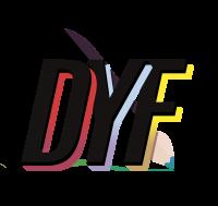 DYF, Justin Walker, DYF Logo, digital